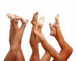 feet hip