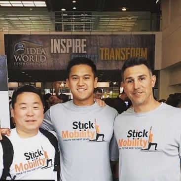 Stick Mobility Team